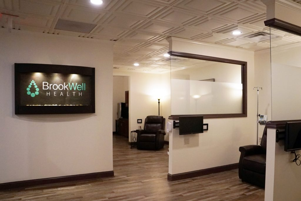 Outpatient Infusion Therapy Wellness Center | BrookWell Health Infusion Suites