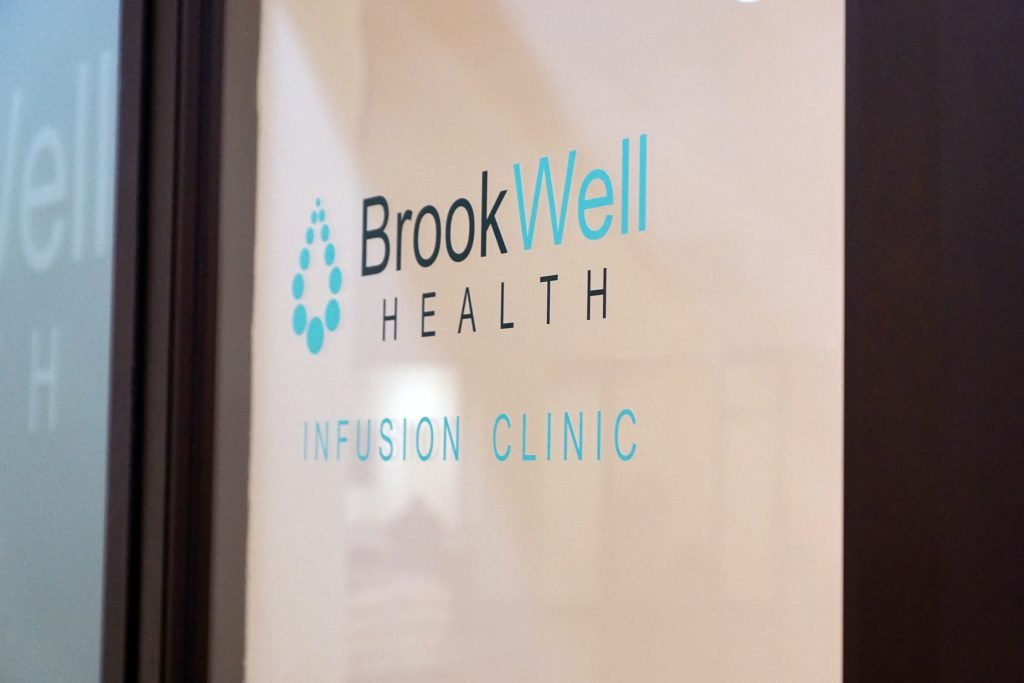 Outpatient Infusion Therapy Wellness Center | BrookWell Health